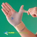 Wrist thumb support elastic